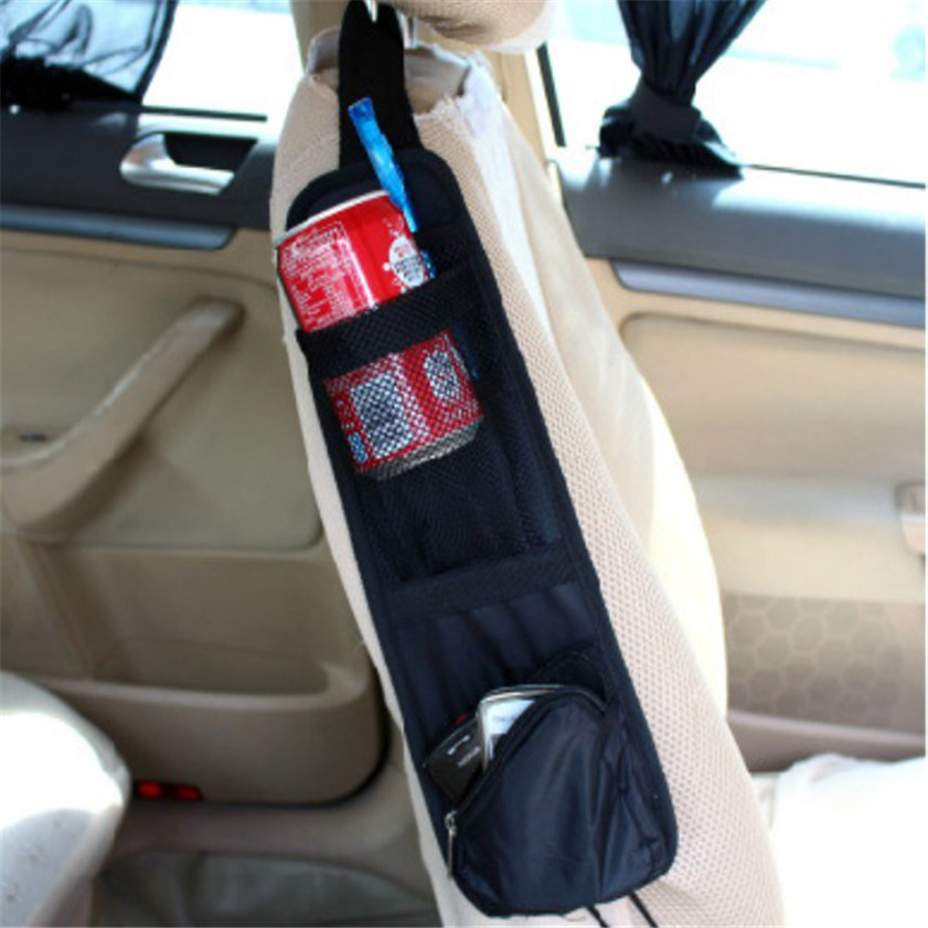 Seat Side Storage Organizer Interior Multi Use Bag Car-styling car accessories holders container case