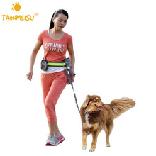 Dogs Elastic belt Running