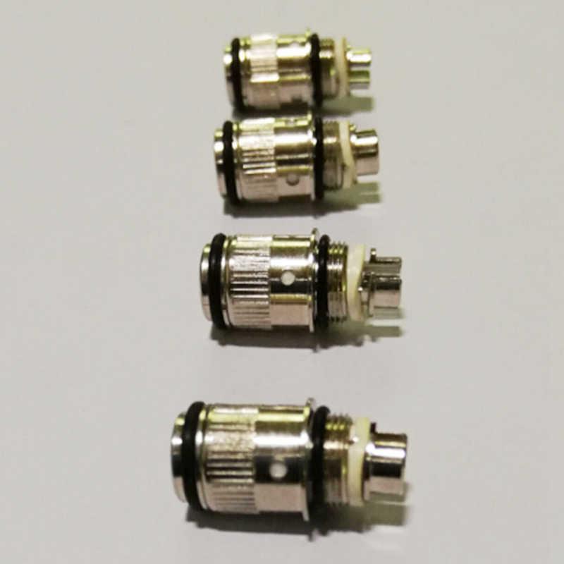 ミニ 80 ワット Mod ボックスコイルヘッド 0.35ohm コイルビッグボックスワイヤレスアトマイザーコア Clearomizer 気化器 Vaper 喫煙交換芯