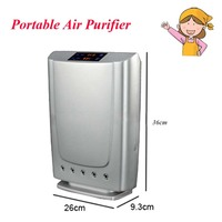 16W Portable Air Purifier for Home/Office with Purification Remote Control GL 3190