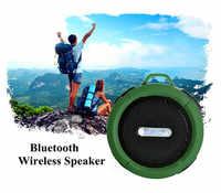 Tragbare Lautsprecher Bluetooth Outdoor Wireless Musik Lautsprecher Subwoofer Sport Stereo Sound Mini Lautsprecher Bluetooth Tragbare Bass