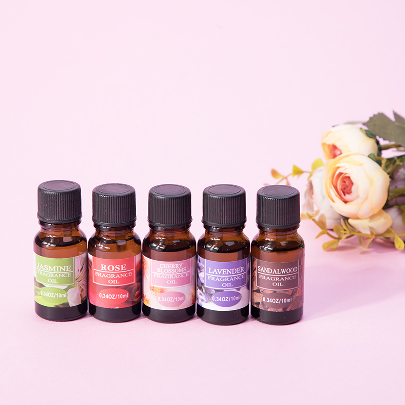 10ml Essential Oils Oil For Aromatherapy Diffusers Pure Essential Oils Organic Body Relax Skin Care Help Sleep(China)