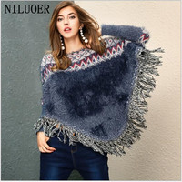 Europe And The United States Autumn And Winter Sweater Women New Jacket High Grade Ma Hai