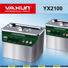 Ultrasonic-Cleaner YAXUN Display Stainless-Steel with YX2100 220V 110V Or Dual-30w/50w
