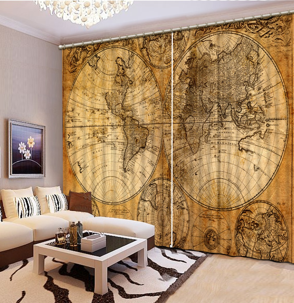 3D Printing Curtains Lifelike Room Decorations Blackout Cortians Beautiful Full Light Shading Bedroom Livng Room Curtain CL-D0133D Printing Curtains Lifelike Room Decorations Blackout Cortians Beautiful Full Light Shading Bedroom Livng Room Curtain CL-D013