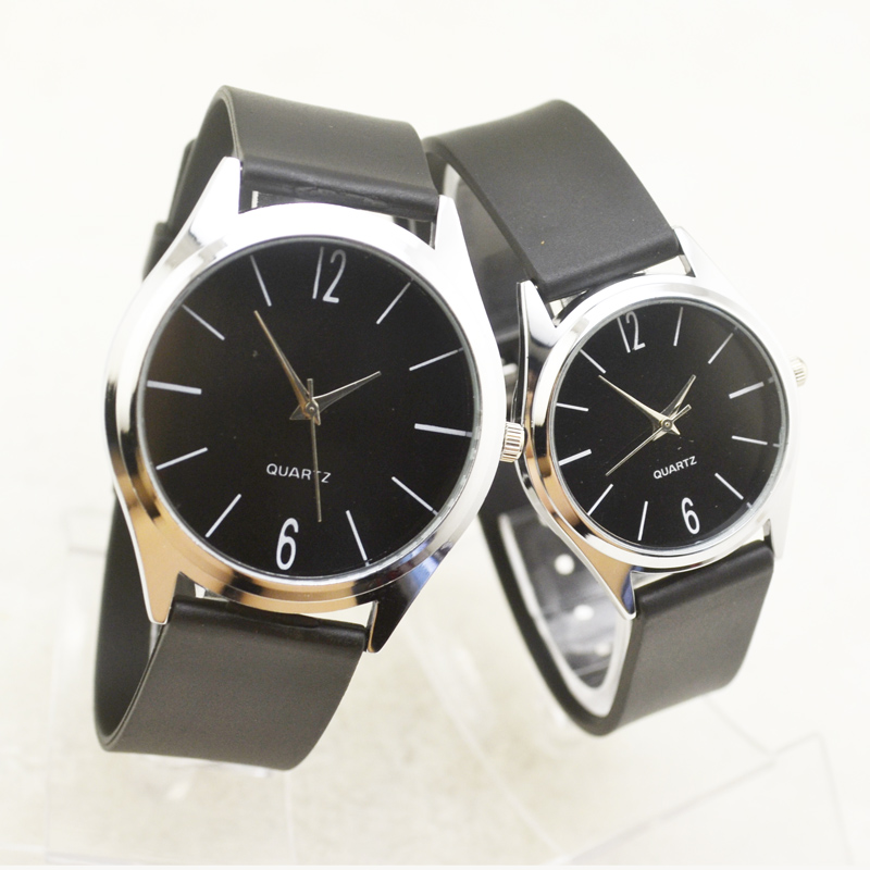 Lady trend Student Korean couple couple table male girl belt high school girl Watch quartz watchLady trend Student Korean couple couple table male girl belt high school girl Watch quartz watch