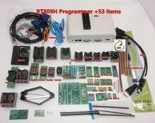 100% Original RT809H EMMC Nand programador FLASH + 53 artículos + TSOP56 TSOP48 SOP8 TSOP28 cable EDID VGA a HDMI + SOP8 Clip de prueba