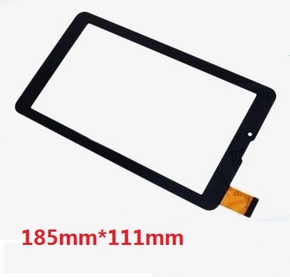 New For 7 DEXP Ursus KX170 3G 185*111mm Tablet touch screen panel Digitizer Glass Sensor Replacement Free Shipping new 7 tablet for dexp ursus z170 kid s touch screen digitizer panel replacement glass sensor free shipping