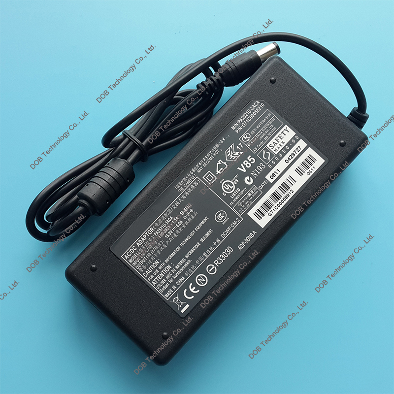 Wholesale 5pcs 15V 6A Replacment AC Laptop Power Adapter <font><b>Charger</b></font> for <font><b>toshiba</b></font> Satellite PA2501U PA2521U A100-ST8211 P105 R15