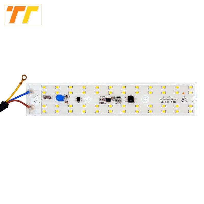 Beleuchtung Zubehör MüHsam Neue Smart Ic Smd Led Perlen 220 V 230 V 50 Watt Led-chip Für Outdoor Flutlicht Diy Für Projektor Lichter Große Leuchtfläche