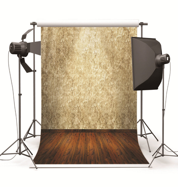 Old Style Wallpaper Vinyl Photography Background Customize Backdrop Computer Digital Printing For Photo Studio