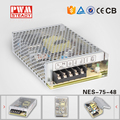 (NES-75-48)48V 75w led power supply manufacturer 75W 48V industrial switching power supply