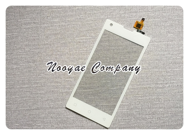 Black/white touchscreen For Tele2 Midi Touch Screen Digitizer Glass Panel Replacement ( not lcd display )+ tracking