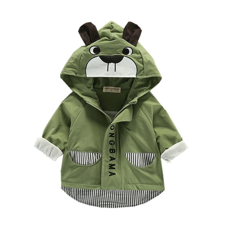 Hoodies & Sweatshirts Ehrlichkeit Frühling Baby Mädchen Jungen Hoodies Kleine Bär Cartoon Lange Sleeve Infant Sweatshirt Mit Kapuze Kleidung Nette Baby Kinder Kleidung 0-2year