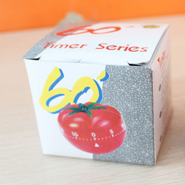 Tomato Mechanical Countdown unique kitchens Timer