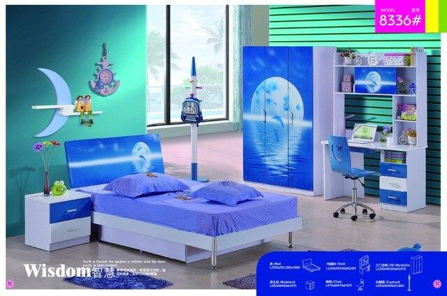 2016 Promotion Echt Enfant Kinder Tisch Und Stuhl Loft Bett Set Holz  Kindergarten Möbel Camas Leuchtet