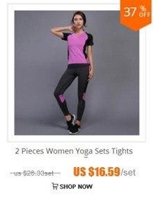 yoga set Gym clothing (7)