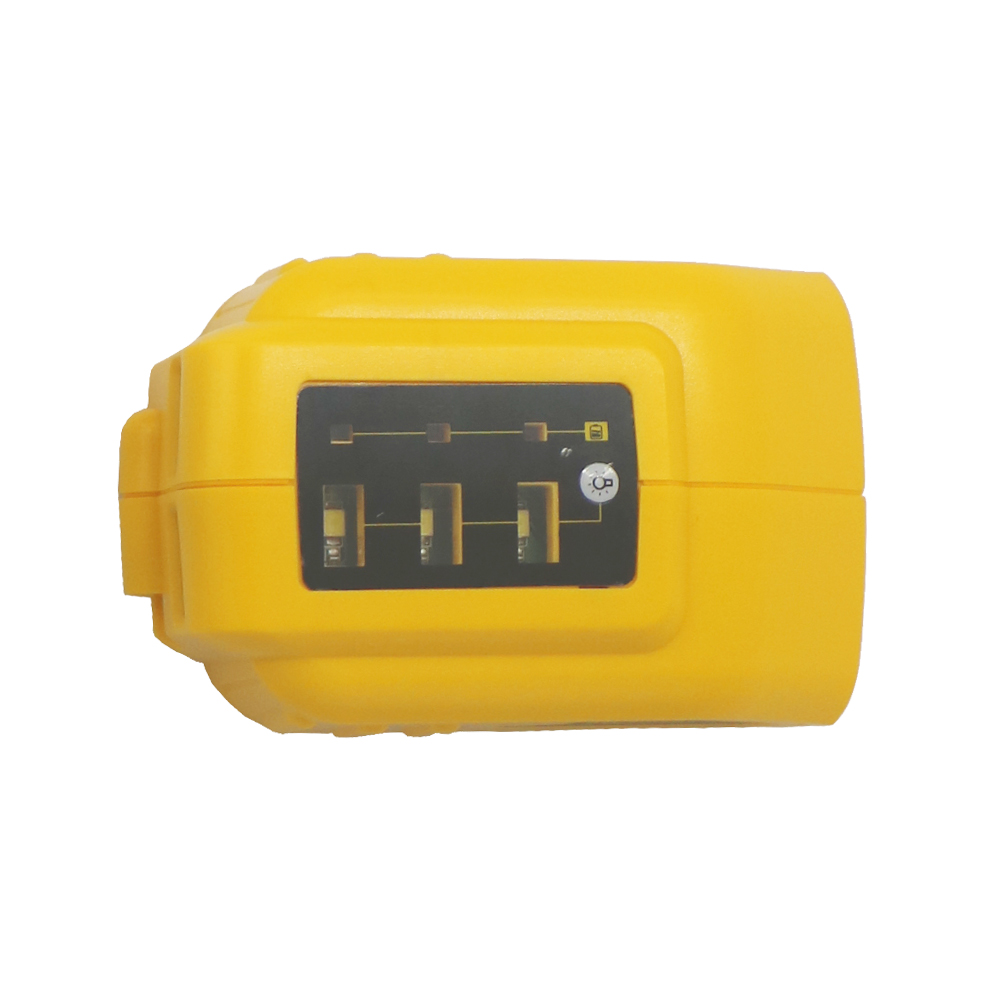 For DEWALT 10.8/14.4/20V Li-ion Battery USB Converter Charger <font><b>DCB090</b></font> Power Tools Batteries Power Bank to charge the Phone Ipad image