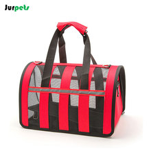 Pet Supplies Small Dogs Tote Bag Portable Nylon Dog Handbag Breathable Cats Dogs Carrier Puppy Cats Bag Shoulder
