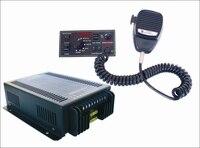 Выше Star 200 Вт полиции электронного сирены автосигнализации усилители с панели управления + 2 единиц 100 Вт динамик