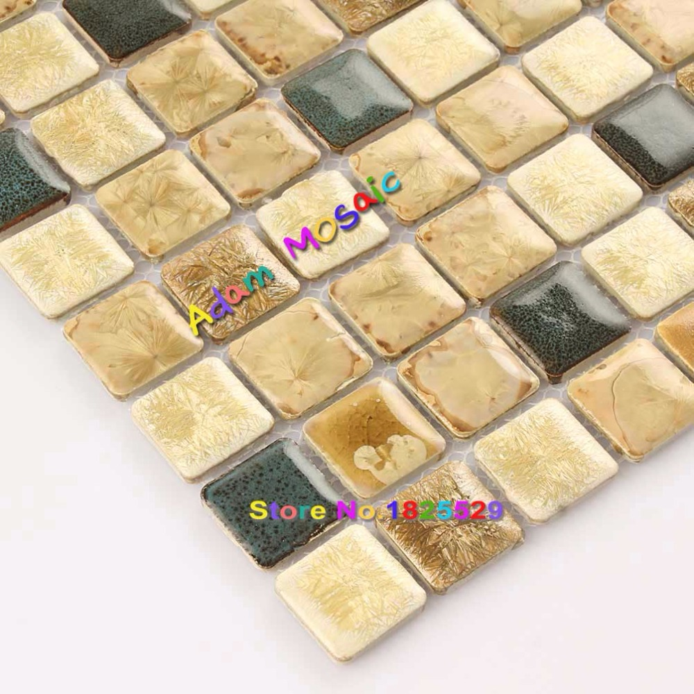 Fancy Mosaic Tile Wall Art Pattern - Wall Art Collections ...