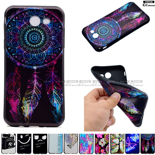 Case for Samsung Galaxy J3 Emerge J327 Case Phone Cover J 3 Emerge SM-J327A SM-J327P J327A J327P J327R4 LTE soft silicon Cases