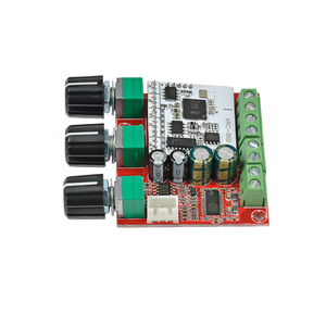 Image 3 - AIYIMA TPA3110D2 Subwoofer Bluetooth Amplifier Board 2.1 Channel TPA3110 Active Digital Audio Amplifiers 15W*2+30W