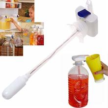 Beverage Pumping Device Electric Automatic Water Juice Alcohol Dispenser Spill Proof Magic Tap Home Essential Drinking tool PJW