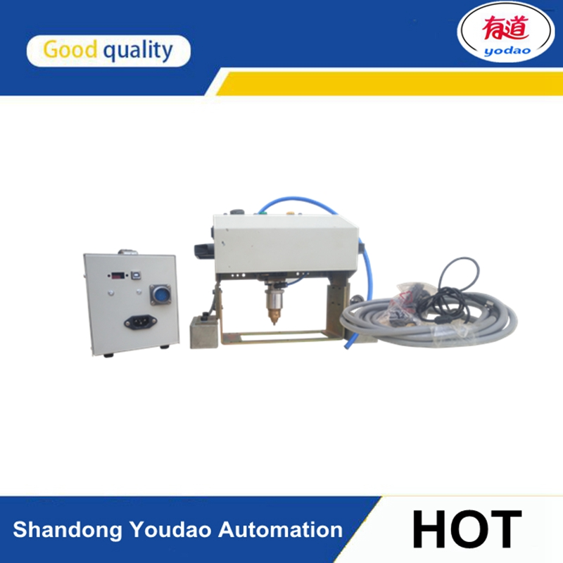 Machine de gravure de numéro de châssis de véhicule pneumatique de bureau machine de marquage de goupille de point CNC poinçon et marquage pour les plaques d'acier