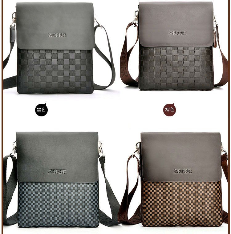 New Arrival Fashion Men Shoulder Bag Real Cow Leather Bags High Quality Brand Designer Genuine Messenger For In Crossbody From