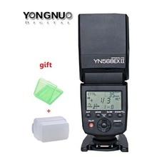 Yongnuo YN568EX II TTL Master + alta velocidad de sincronización 1 / 8000 s Flash Speedlite para Canon 1200D 1000D 600D 650D 450D 500D T3i T4i cámara