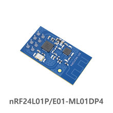 E01-ML01DP4 Long Distance SPI nRF24L01P 2.4Ghz 100mW IoT uhf Wireless Transceiver nRF24L01+ Transmitter Receiver(China)