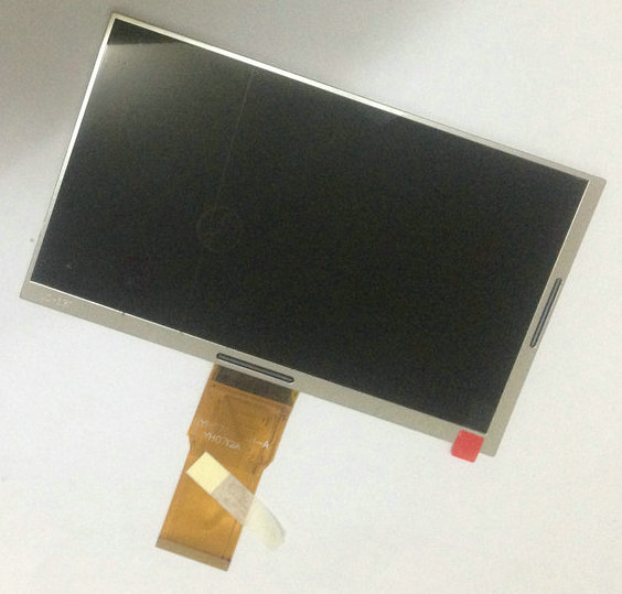 New LCD Display Matrix 7 TEXET TM-7076 X-pad NAVI 7.1 3G Tablet TFT inner LCD Screen Replacement Panel Parts Free Shipping new lcd display matrix for 7 nexttab a3300 3g tablet inner lcd display 1024x600 screen panel frame free shipping