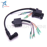 Motor Boat Ignition Coil and CDI Assy for Hangkai 6.5 HP 4 stroke f6.5 Outboard Engine