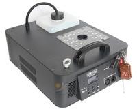 1500 Вт ИК пульт дистанционного управления RGB DMX светодиодная дым машина pyro Вертикальная Fogger дымовая машина 24 шт. x 3 Вт светодиодный красочный