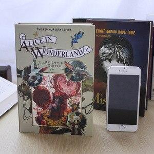 Image 4 - .La Mini Safe หนังสือกล่องเงินซ่อน Secret Security Safe Lock เงินสดเงินเก็บเครื่องประดับอัญมณี key Locker เด็กของขวัญ