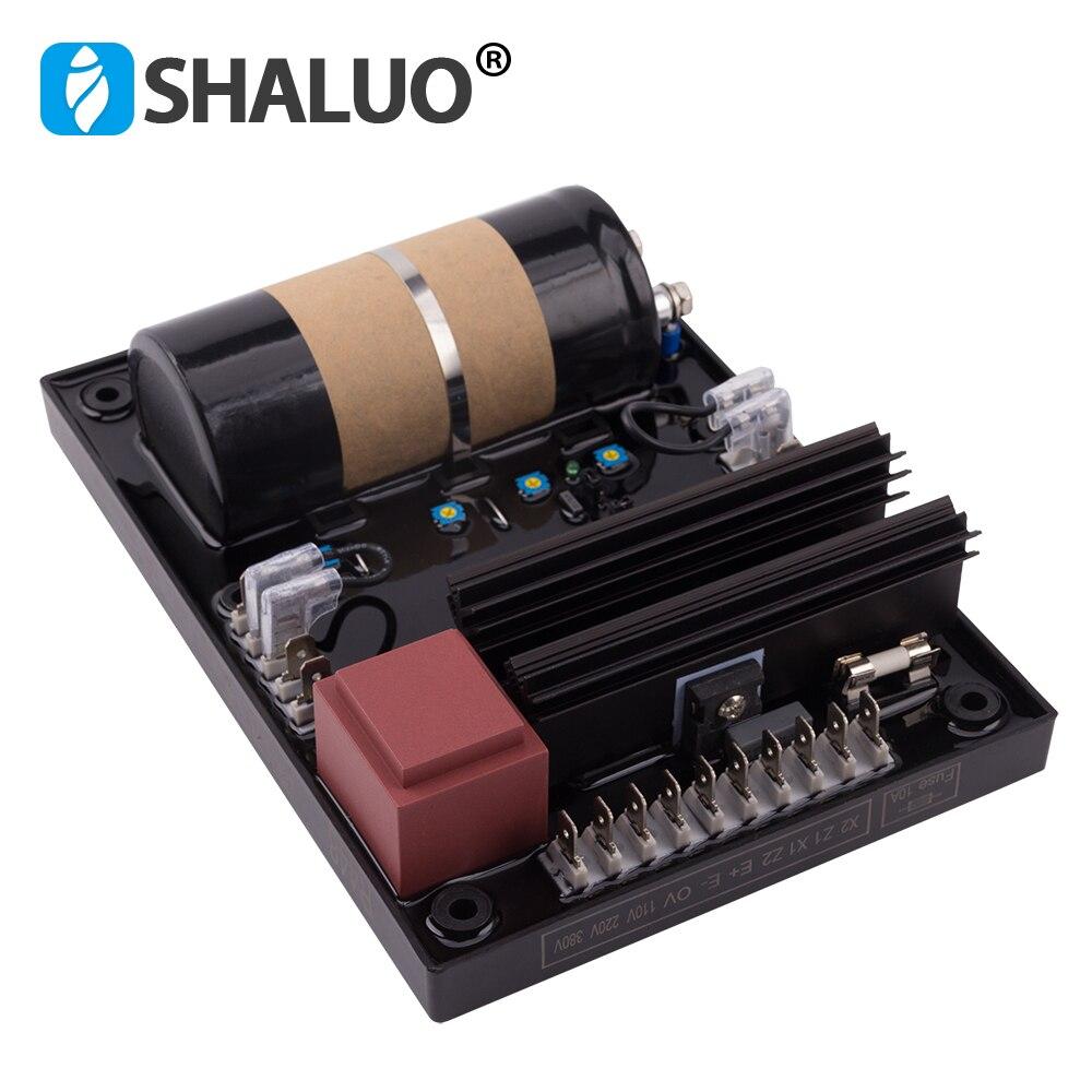 R448 AVR générateur de régulateur de tension diesel automatique AVR pièces de rechange ac - 4