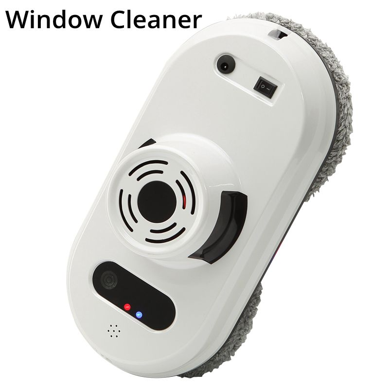 Remote Control Magnetic Electric Window Cleaner Robot Vacuum Cleaner High Tall Window Washing Glass Window Cleaning Robot