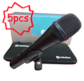 5 Pcs/Lot Top Quality E945 Professional Dynamic Super Cardioid Vocal Wired Microphone