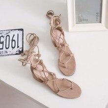 Большие размеры 9, 10, 11, 12, босоножки на высоком каблуке Женская обувь женская летняя обувь, полый крест, ремешок, высокая нога, петлевой зажим, носок