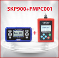 2016 Original  v4.2 SuperOBD SKP900 key programmer SKP-900 obd2 key programmer + FMPC001 Fod Mazd Automatic Pin-Code Reader