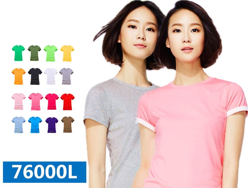Print T Shirt Female Brand Boo Ghost WomenS 100% Cotton O-Neck Short-Sleeve Tee