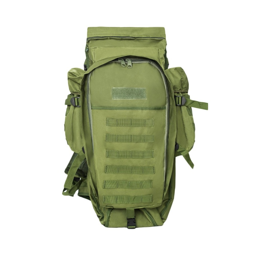 Large Capacity Multifunctional Oxford Cloth Backpack Outdoor Military Hunting Camping Fishing Backpack Rucksack Tactical Bag camouflage outdoor fishing chairs bag foldable 600d oxford peva waterproof layer cool fishing bag multifunctional sport backpack
