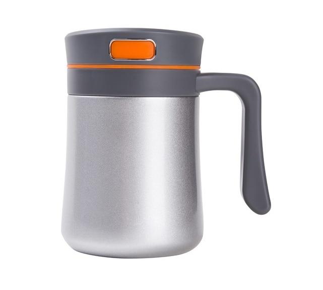 400ml18 / 8 rozsdamentes acél vákuum palack bögre, pohár bögre - Konyha, étkező és bár