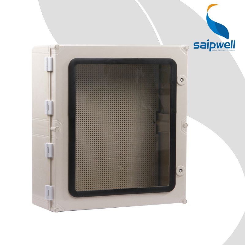 2014 Superior Quality Grey CE Approved ABS Waterproof Box Waterproof Enclosures Junction Box 600 500 195mm