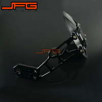Rear Splash Mud Dust Guard Rear Fender CNC Bracket Shield Mudguard For Kawasaki Z800 Z 800