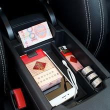 Центральный подлокотник для Mercedes Benz CLA GLA W176 A B class A180 W246/ B180 2011 14, контейнер, лоток, Органайзер