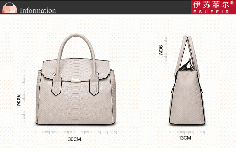 marca designer de couro bolsa feminina bolsa