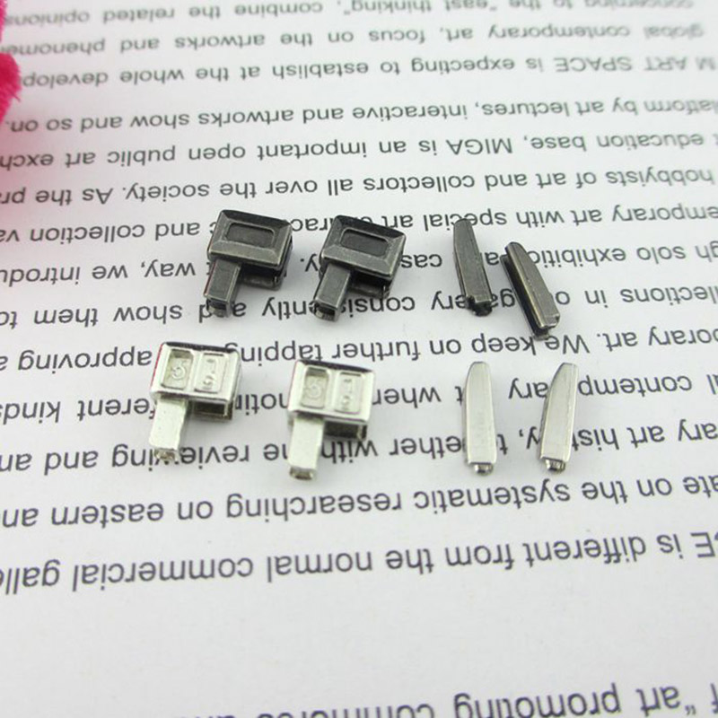 10sets silver black color 3 metal zipper repair zipper. Black Bedroom Furniture Sets. Home Design Ideas