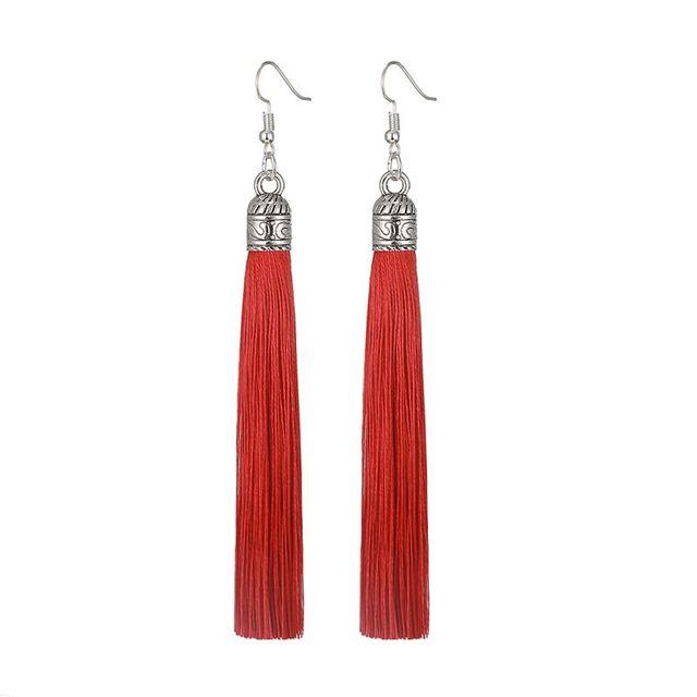 Women's Tassel Drop Earrings